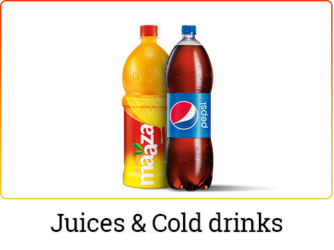 Buy Juices adn Colddrinks online from kitchen