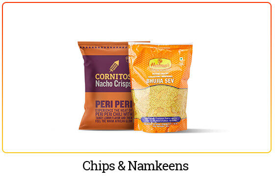 Buy Chips and namkeen online from kitchen