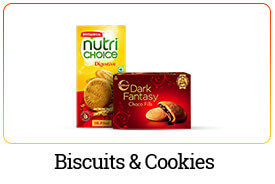 Buy Biscuits and Cookies online from kitchen