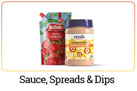 Buy Sauces, Spreads and dips online from kitchen