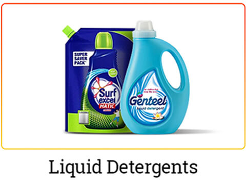 Buy Liquid Detergents online from kitchen