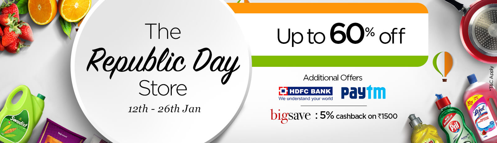The Republic Day Store offers