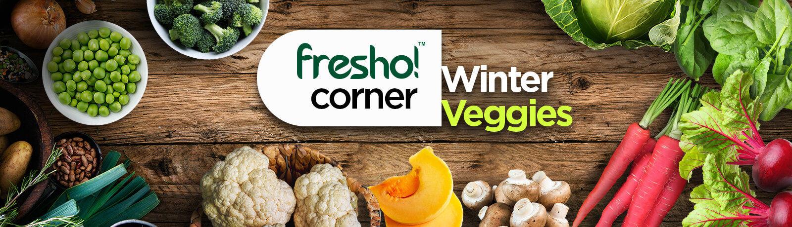 off on F&V Vegetables