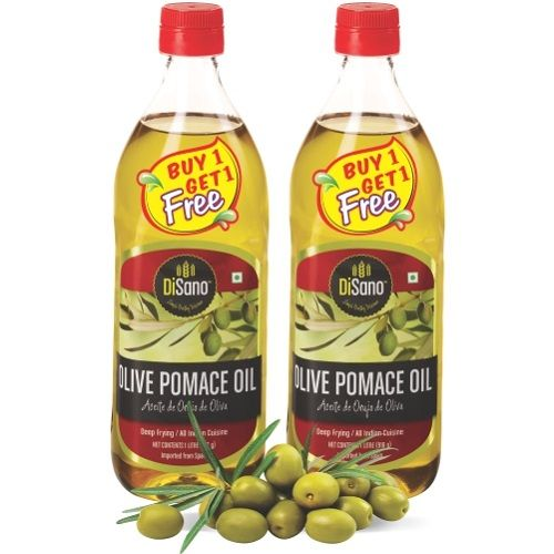 Buy 1 Get 1 Free on 1 ltr Disano Olive Oil - Pomace By Bigbasket @ Rs.675