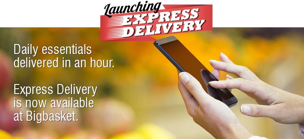 Express Delivery | bigbasket com