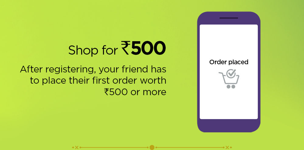 Refer and earn | bigbasket com