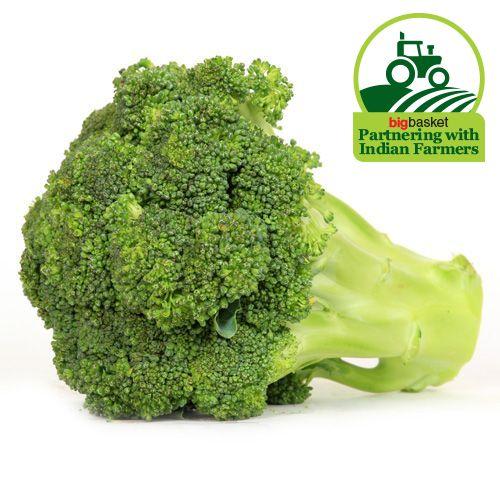 Fresho Broccoli, 1 pc (Approx. 250g-500g)