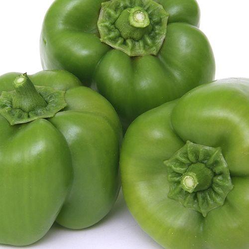 Fresho Capsicum - Green, 1 kg