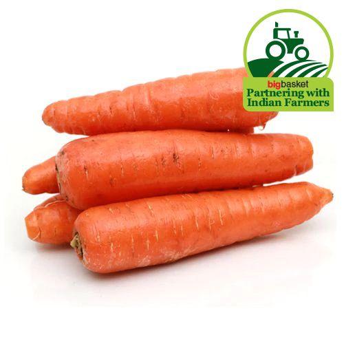 Fresho Carrot - Orange, 250 g