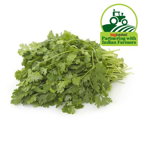 Fresho Coriander Leaves, 500 g