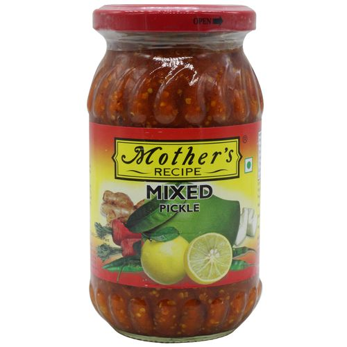 Mothers Recipe Pickle - Mixed, 400 g Jar