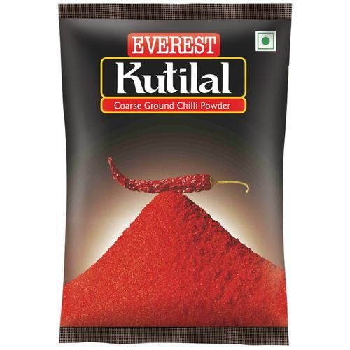 Everest Powder - Kutilal Red Chilli, 100 g Pouch