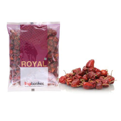 bb Royal Chilli - Cherry/Gundu, With Stem, 200 g