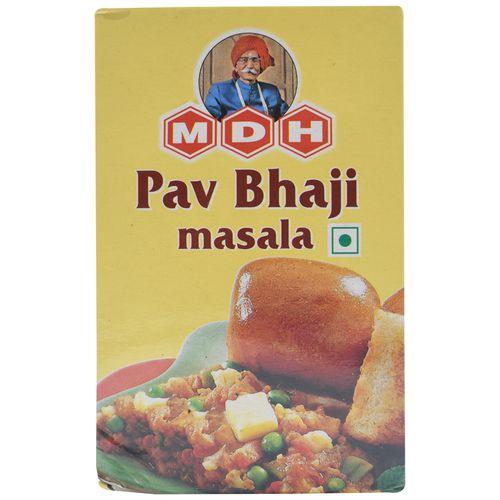 Mdh Masala - Pav Bhaji, 100 gm Carton