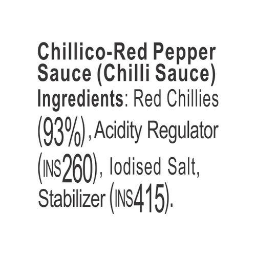 FunFoods Chillico, 55 gm Bottle