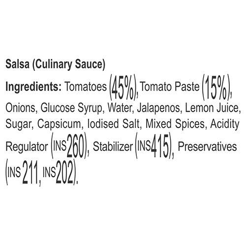 FunFoods Salsa, 300 g Jar