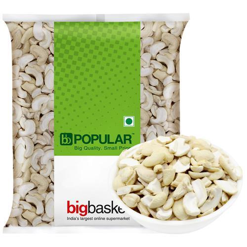 Buy Bb Popular Cashew Kaju Split Small 100 Gm Pouch Online At Best Price Bigbasket