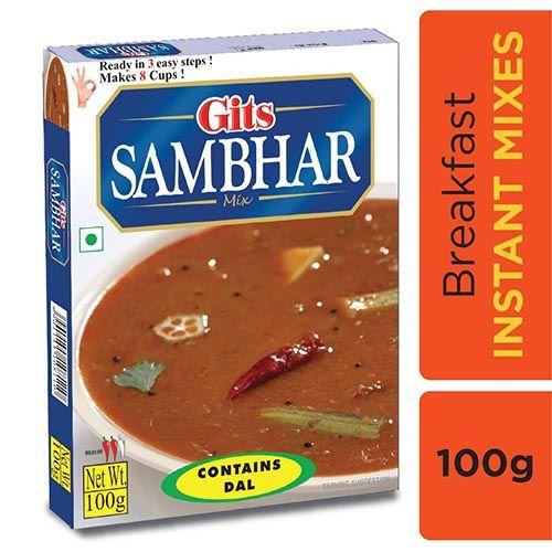 Gits Mix - Sambhar, 100 g Carton