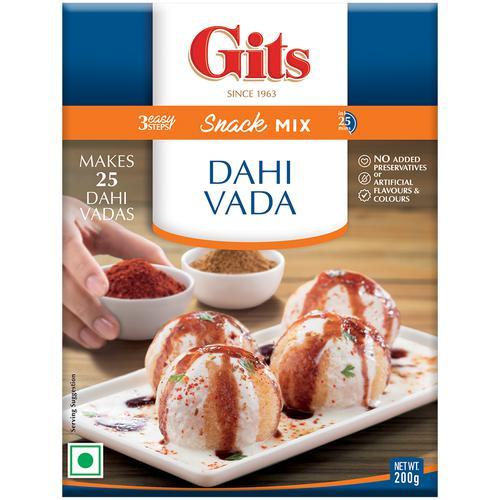 Gits Mix - Dahi Vada, 200 g