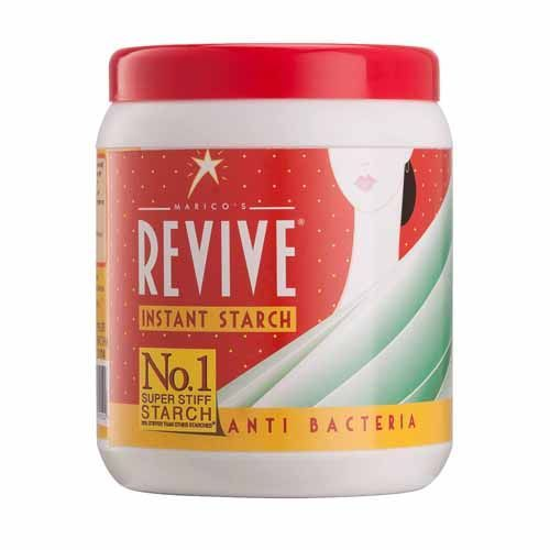 Revive Anti Bacterial Instant Starch, 400 gm Jar