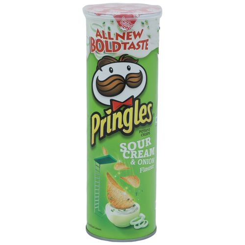 Pringles Sour Cream & Onion, 110 g