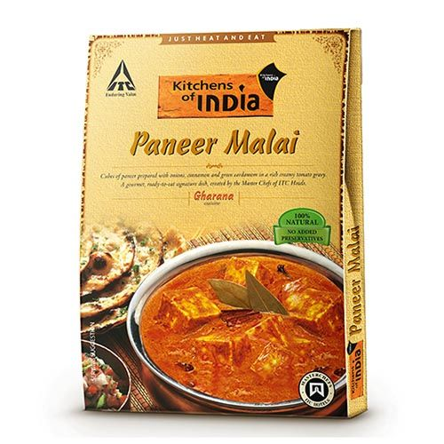 Kitchens Of India Ready To Eat - Paneer Darbari, 285 gm
