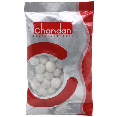 Chandan Mouth Freshener - Gatagat Goli, 100 gm Pouch