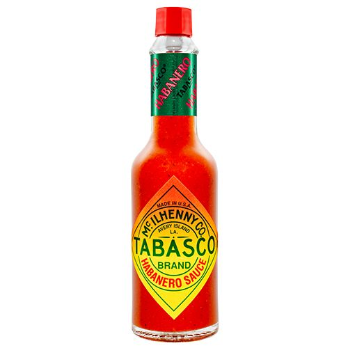 Tabasco Sauce - Habanero, 60 ml
