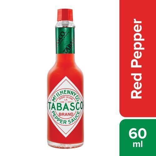 Tabasco Red Pepper Sauce, 60 ml
