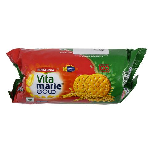 britannia marie gold biscuits Future group's ceo devendra chawla said biscuit companies are strengthening marie segment to position it as a family biscuit which is healthy and good for all ages.