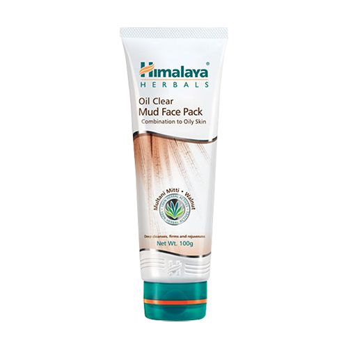 Himalaya Oil Clear Mud Face Pack, 100 g