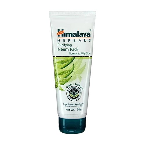 Himalaya Purifying Neem Pack, 50 g