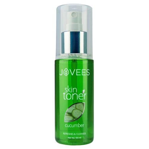 Jovees Cucumber Skin Toner/Astringent, 100 ml