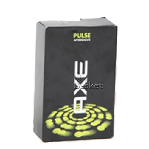 Axe After Shave Lotion - Pulse, 100 ml Carton