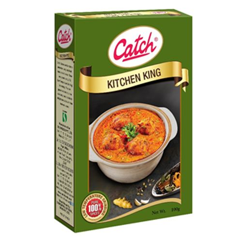 Buy Catch Masala Kitchen King 100 Gm Carton Online At Best