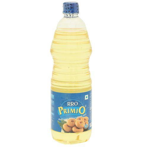 Rro Oil - Primio Refined Groundnut, 1 ltr Bottle