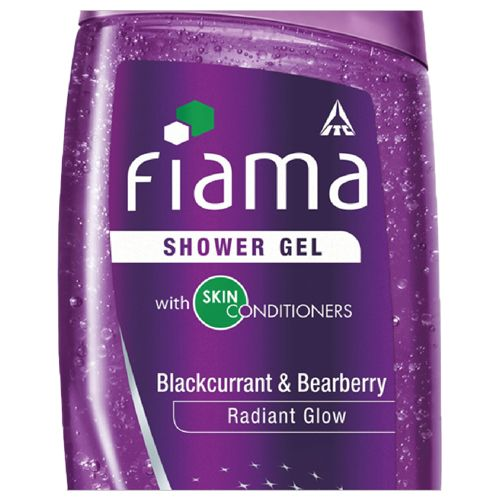 Fiama Shower Gel - Blackcurrent & Bearberry (Exotic Dream), 250 ml