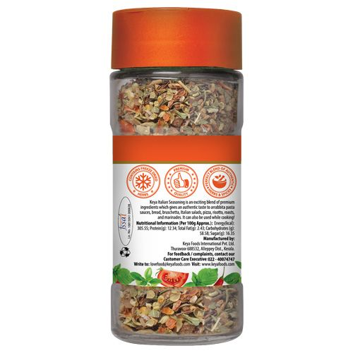 Keya Seasoning - Italian, 35 gm Bottle