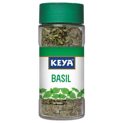 Keya Basil, 12 gm Bottle