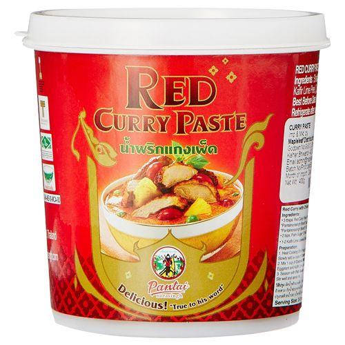 Pantai Paste - Red Curry, 400 gm