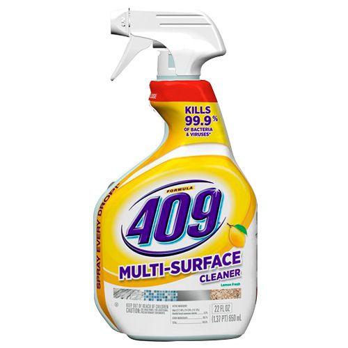 Formula Multi-Surface Cleaner - Lemon, 650 ml