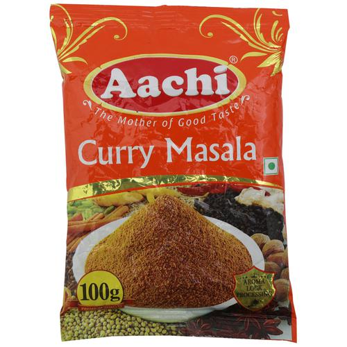 Aachi Masala - Curry, 100 g Pouch