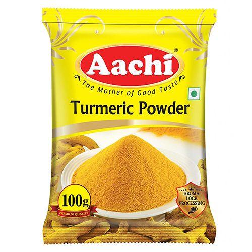 Aachi Powder - Turmeric, 100 gm Pouch