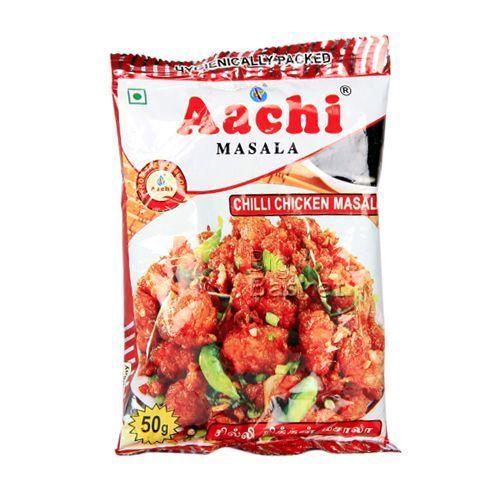 Aachi Masala - Chilli Chicken, 50 g Pouch