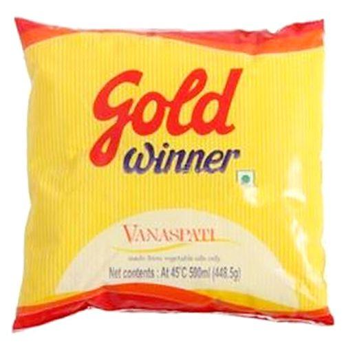 Gold Winner Vanaspati, 500 ml Pouch