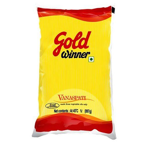 Gold Winner Vanaspati, 1 ltr Pouch