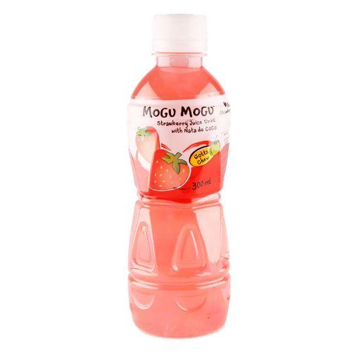 Mogu Mogu Juice - Strawberry, 300 ml