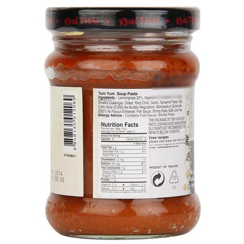 Real Thai Paste - Tom Yum Soup, 227 gm