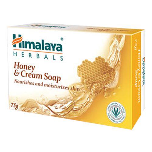 Himalaya Honey & Cream Soap, 125 gm
