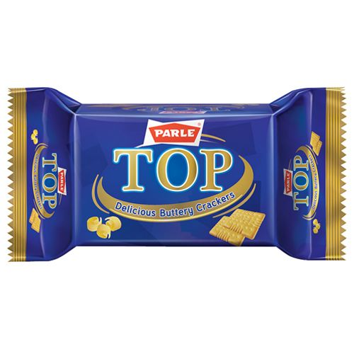 Parle Buttery Crackers - Top, 75 g Pouch